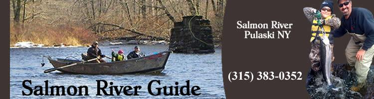 Salmon River Guides, Pulaski Ny